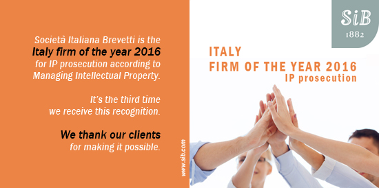 Italy firm of the year prosecution 2016 MIP Awards
