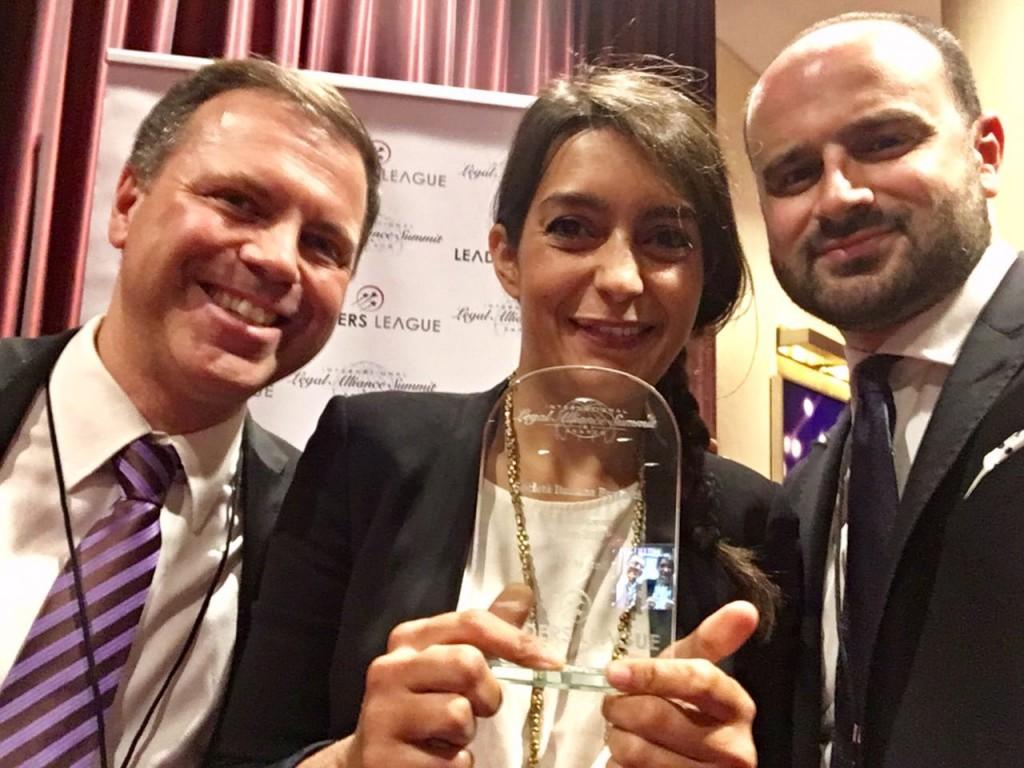 Best European IP Firm Silver Award