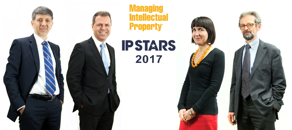 Patent star 2017
