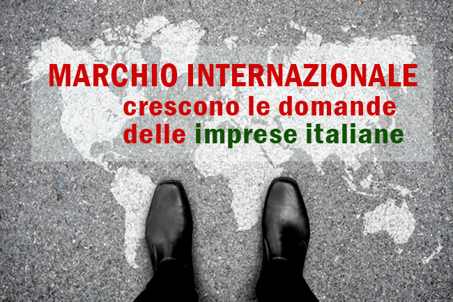 Marchio internazionale crescono le domande delle imprese italiane