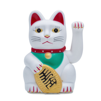 Maneki-neko il gatto giapponese della fortuna