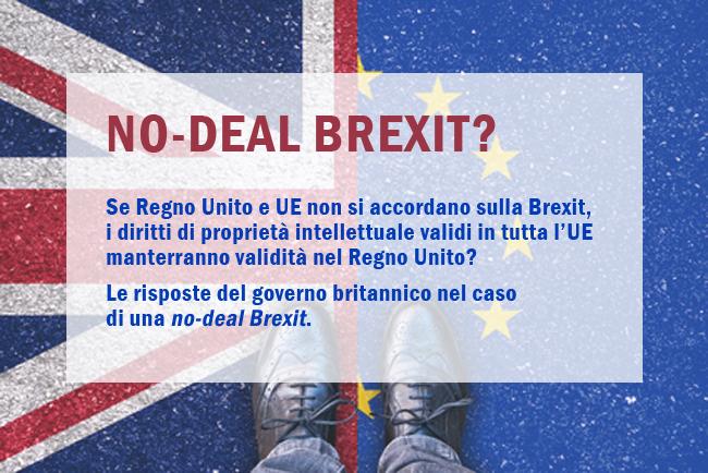 Brexit e proprietà intellettuale