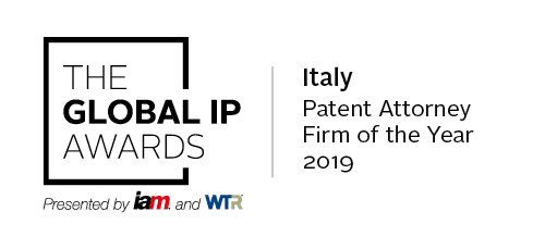 Italy Patent Attorney firm of the year 2019