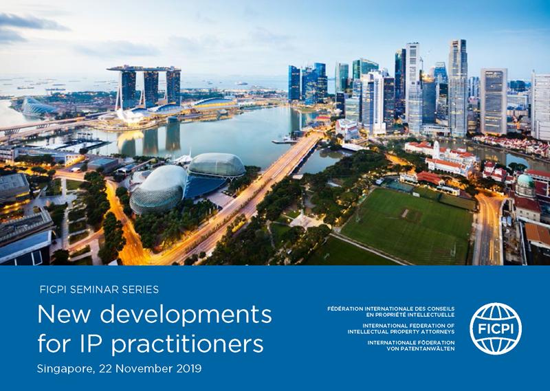 FICPI seminar in Singapore