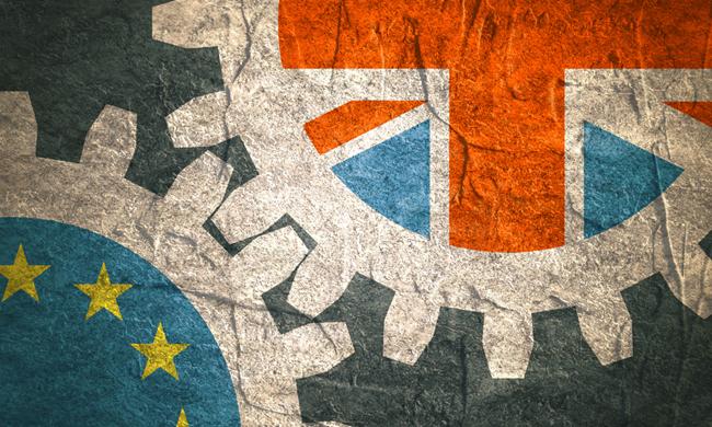 Brexit marchi design
