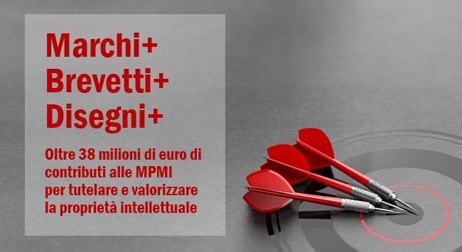 Marchi+ Brevetti+ Disegni+