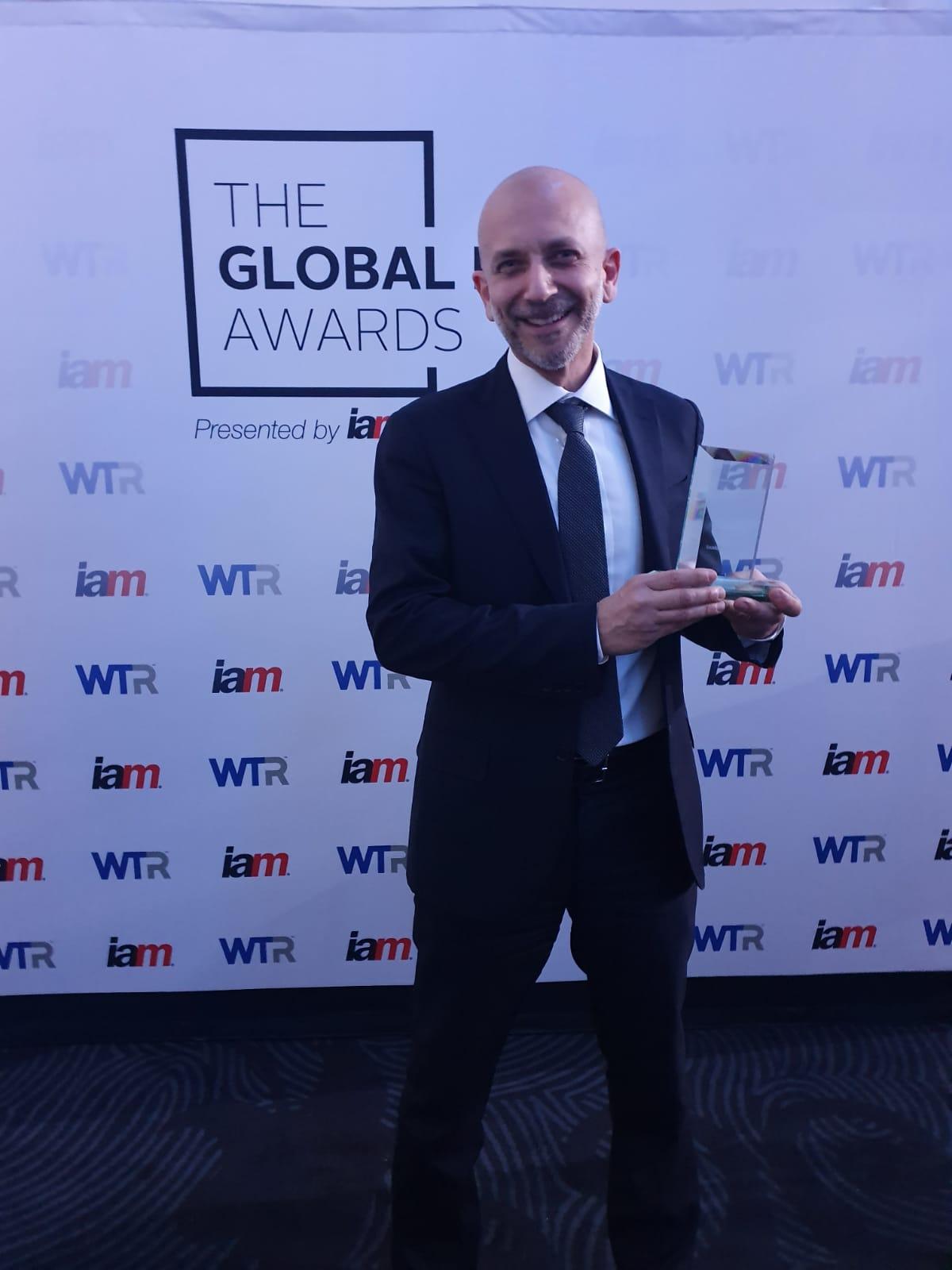 Jacopo de Benedetti Global IP Award