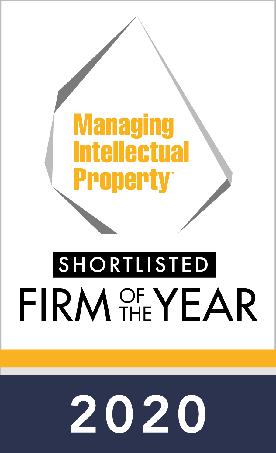 MIP Firm of the Year 2020 shortlisted