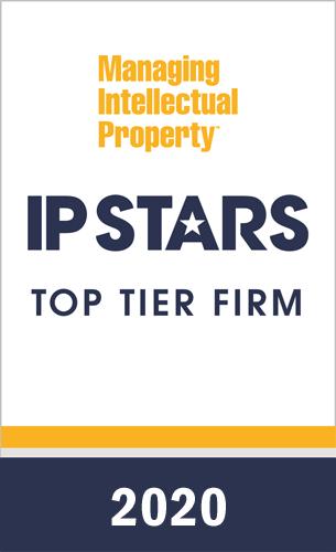 IP Stars top tier firm