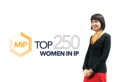 Top 250 Women in IP