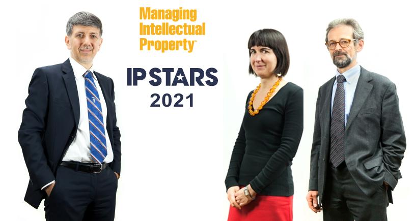 IP Stars 2021 patents