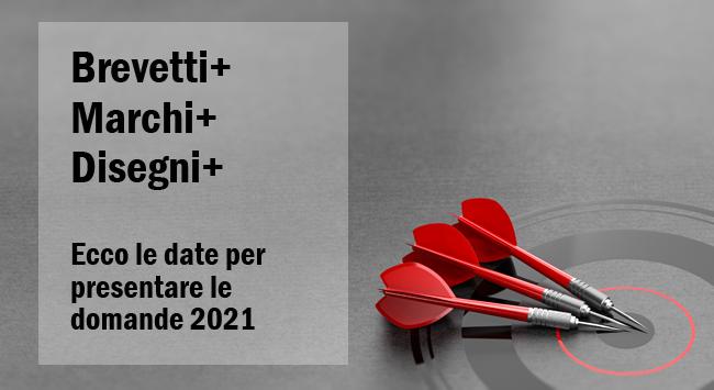 Brevetti+ Marchi+ Disegni+ 2021