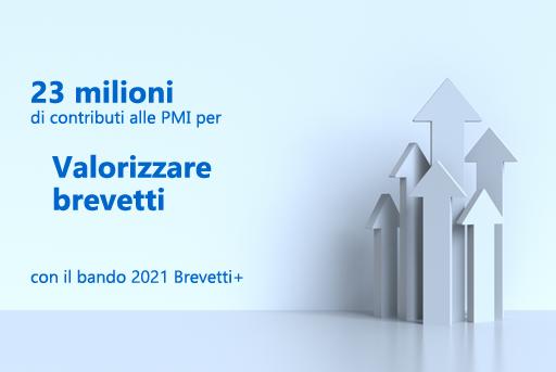 Brevetti+ 2021