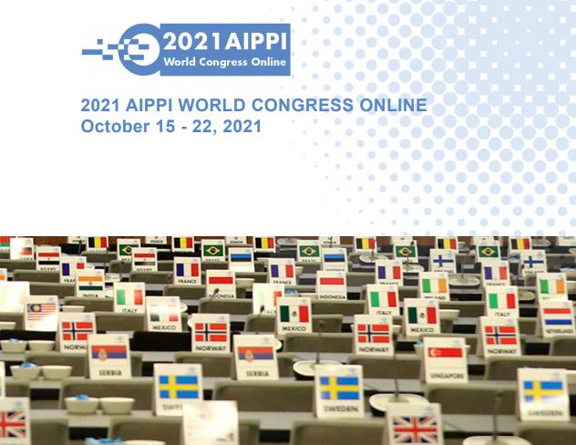 2021 AIPPI World Congress